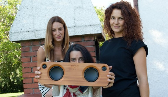 Marley - Get Together Portable Bluetooth Audio System