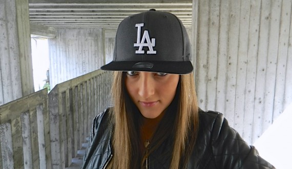 '47 Brand - Los Angeles Dodgers Sure Shot Two Tone snapback