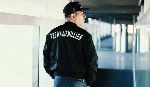 Los Vladimirovich - The Maxiemillion Baseball jacket