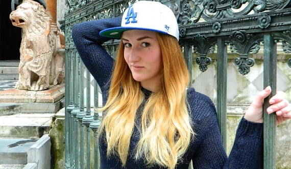 '47 - Los Angeles Dodgers Sure Shot Two Tone Royal snapback