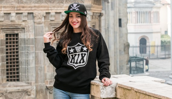 K1X - Pirate snapback + We Rule crewneck