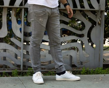 Black Kaviar - Gescape Denim Pant