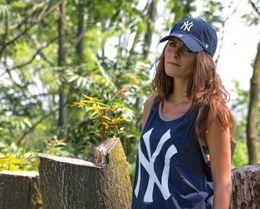 '47 - New York Yankees Clean Up strapback + Crosstown tank