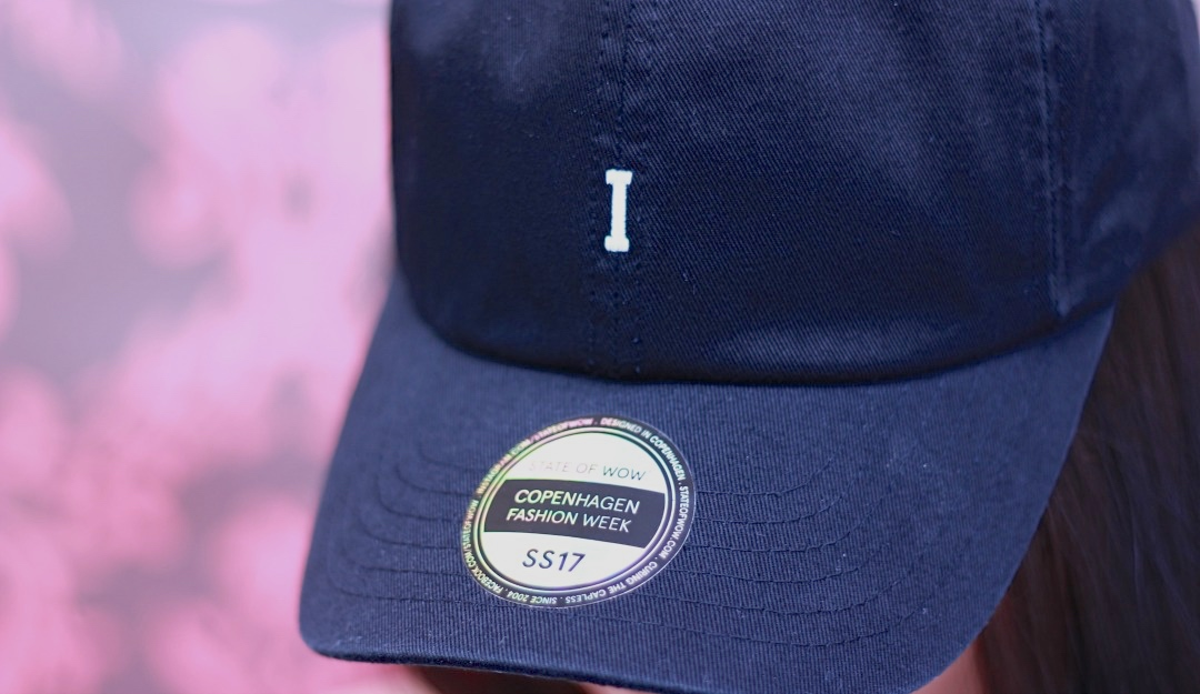 State Of Wow - Copenhagen SS17 Fashion week strapback