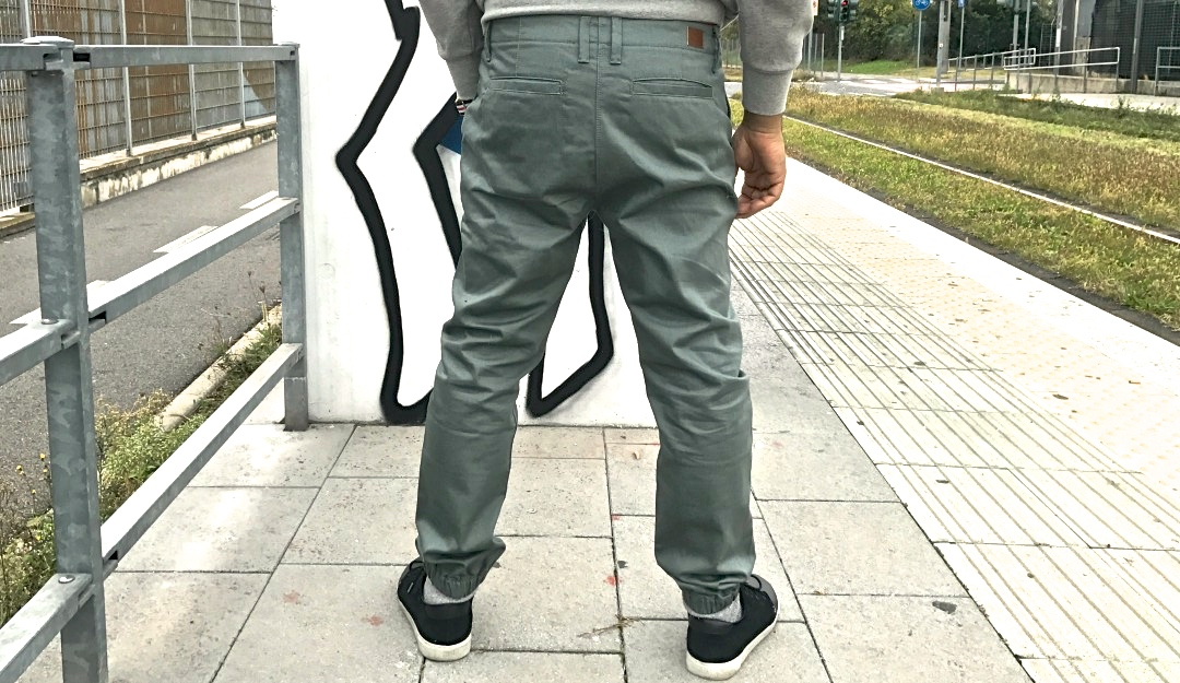 Altamont - Peyote Pants by Blue Distribution