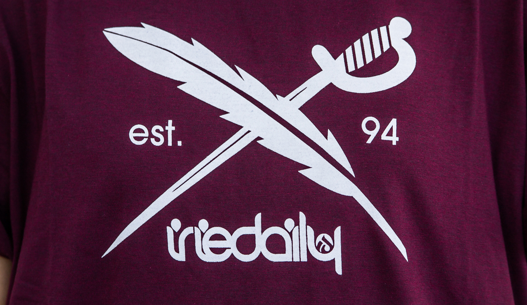 Iriedaily - Daily Flag t-shirt