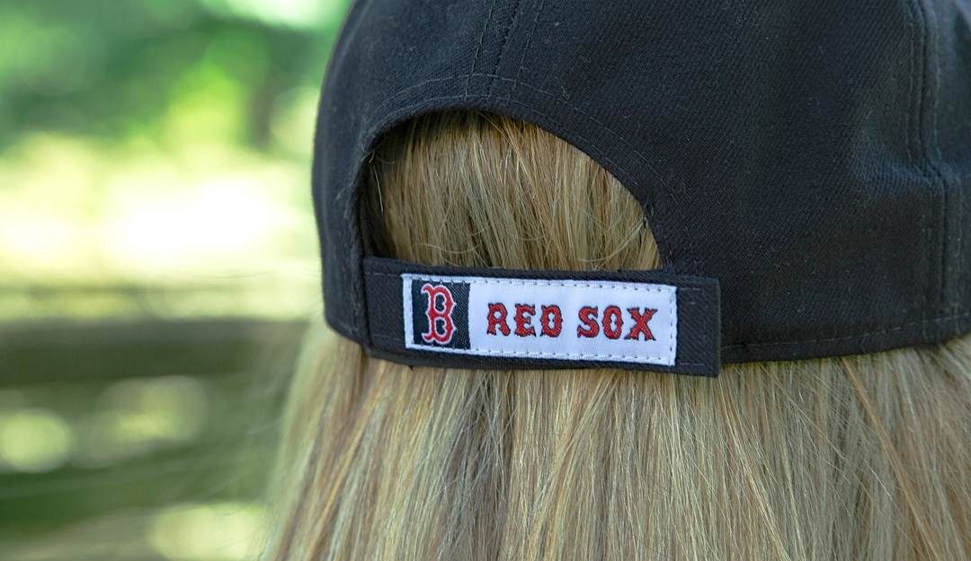 New Era - Boston Red Sox The League 9forty