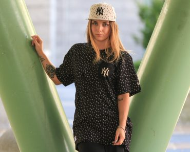 New Era - New York Yankees Micro Palm 9fifty + Allover Palm Print t-shirt